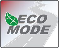 Dynapac Eco mode