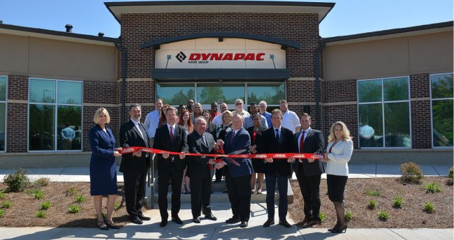 Dynapac moves forward while returning to our roots