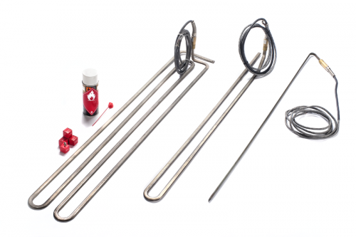 Heating element kits
