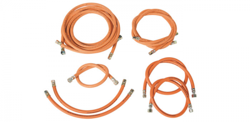 Gas hose kits