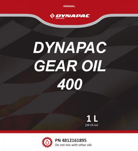 Dynapac Gear Oil 400