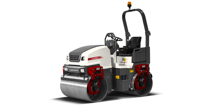 Dynapac introduces new roller range, CC1100/CC1200 6th generation